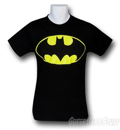 Batman Traditional Symbol T-Shirt