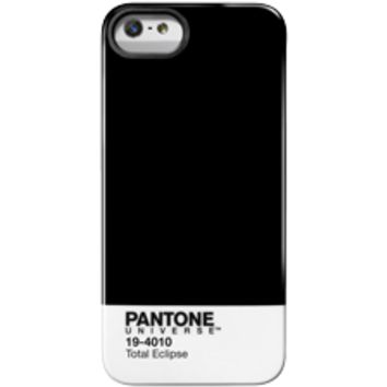 Pantone - iPhone 5 Pantone Universe case by Case Scenario in Total Eclipse on Wanelo