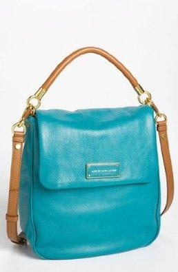 Marc by Marc Jacobs Too Hot to Handle Laetitia Hobo Deep Teal Multi: Handbags: Amazon.com