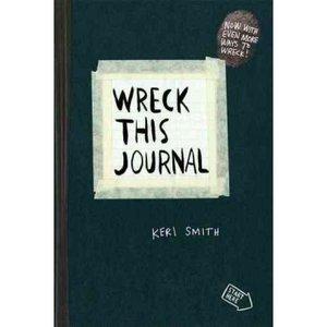 Walmart: wreck this journal