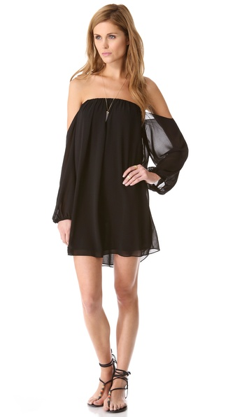 Tbags Los Angeles Off Shoulder Dress | SHOPBOP