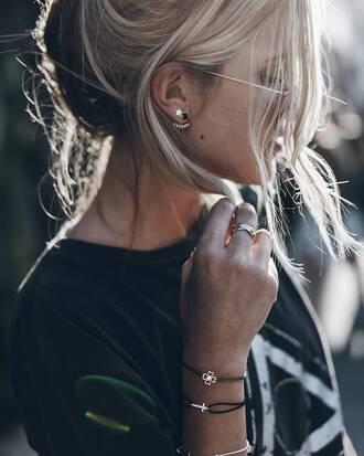 jewels tumblr jewelry earrings bracelets accessories accessory wrap bracelet