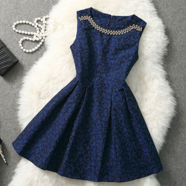 dress elegant sleevesless
