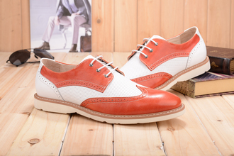 shoes fuguinniao fgn brogue leather brogues mens shoes oxfords oxfords dress shoes