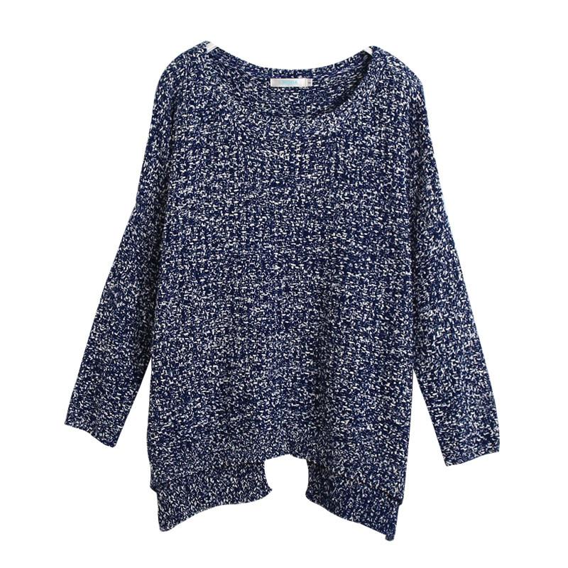 Irregular sweater as107bc