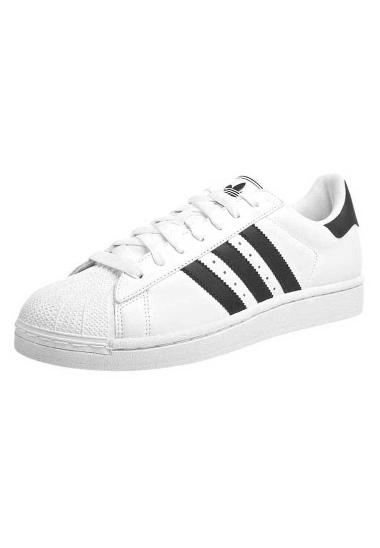 Zalando Adidas Tassen : Adidas originals superstar ii sneaker white black