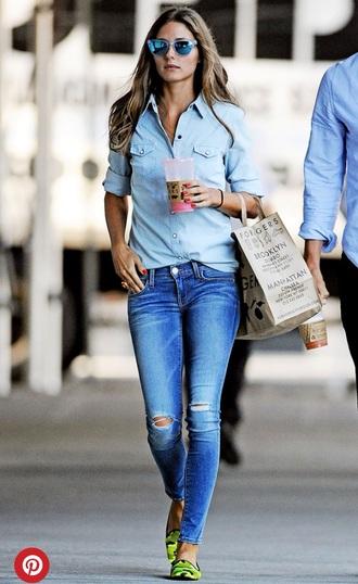 jeans ripped jeans celebrity style california los angeles streetwear