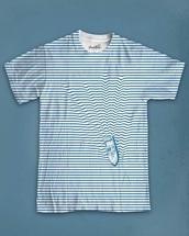 t-shirt,nautical,sea,boats,stripes,striped shirt,white t-shirt,blue shirt,menswear,mens t-shirt,style,cool,sailor
