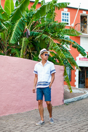 closet freaks,blogger,shorts,shoes,hat,sunglasses,mens t-shirt,menswear,mens shorts,mens shoes,white hat,summer outfits