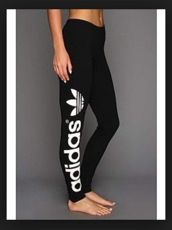 Adidas Womenu0026#39;s Originals Graphic Leggings #F78411 (M)AmazonClothing