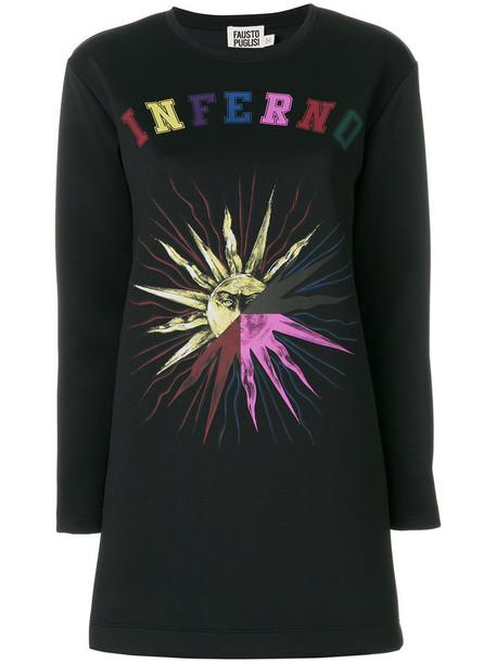 jumper women spandex fit black sweater