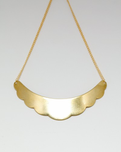 Needsupply.com / garnett jewelry / kahlo bib necklace