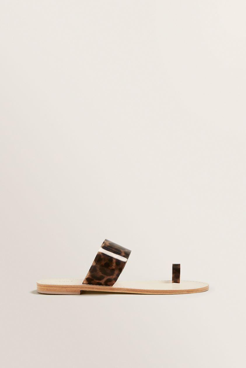 Alice Toe Post Sandal