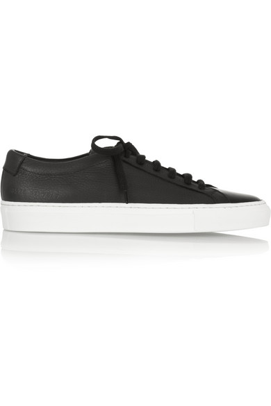 Common Projects | Achilles leather sneakers | NET-A-PORTER.COM