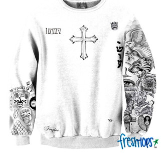 Justin bieber tattoo crewneck for sale cardigan with buttons for Justin bieber tattoo sweatshirt