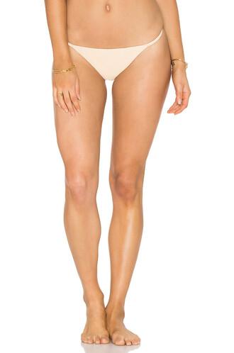 bikini beige swimwear