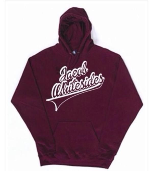 jacket jacob whitesides burgundy sweater