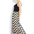 Mod Stripes Maxi Dress | FOREVER 21 - 2000106993