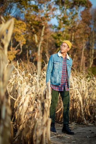 closet freaks blogger jacket shirt pants hat shoes