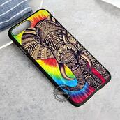 top,pattern,elephant,tie dye,iphone case,phone cover,iphone x case,iphone 8 case,iphone7case,iphone7,iphone 6 case,iphone6,iphone 5 case,iphone 4 case,iphone4case