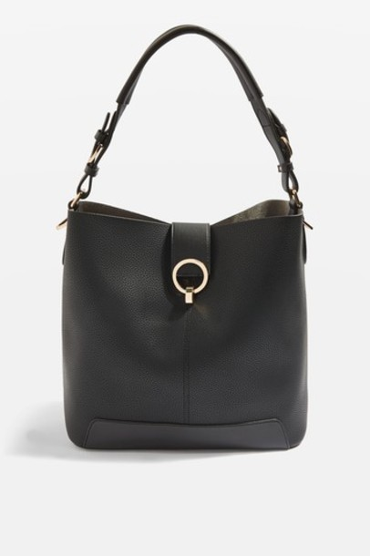 Topshop bag black