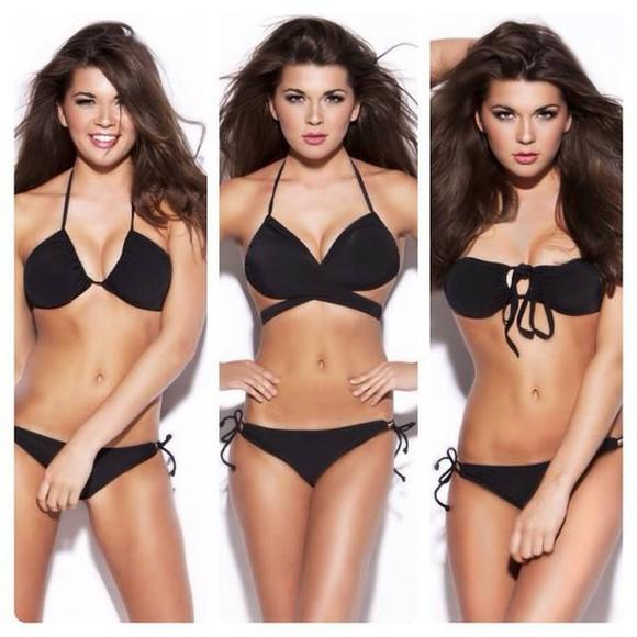 swimwear bikini beach holiday wear vacation holidays bikini top 6 way bikini gloves