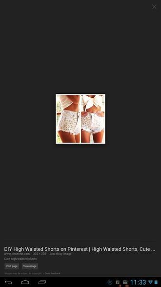 shorts studded shorts