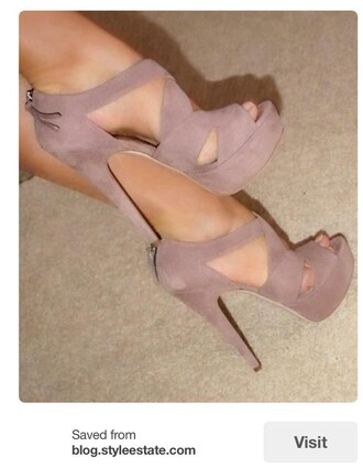 shoes lilac heels taupe nude high heels high heels wedding shoes