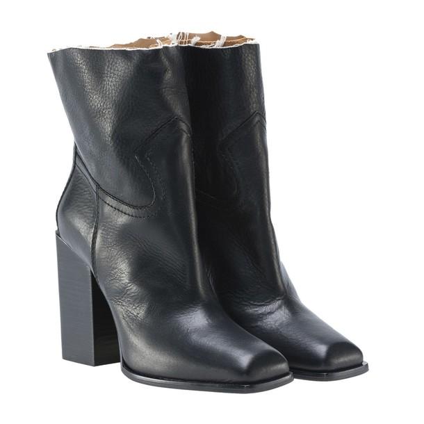 Saint Laurent ankle boots black shoes