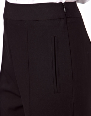 ASOS | ASOS Trousers With High Waist at ASOS