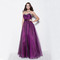 Ladies strapless high waist evening prom dresses 8 color