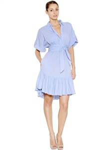 DRESSES - SARA ROKA -  LUISAVIAROMA.COM - WOMEN'S CLOTHING - SPRING SUMMER 2014