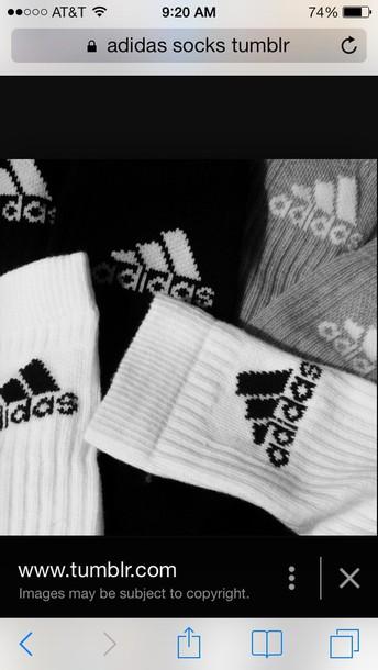 socks adidas socks adidas black white high socks