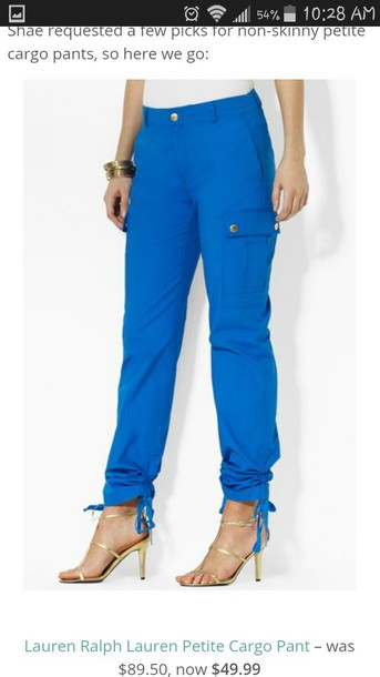 pants cargo pants