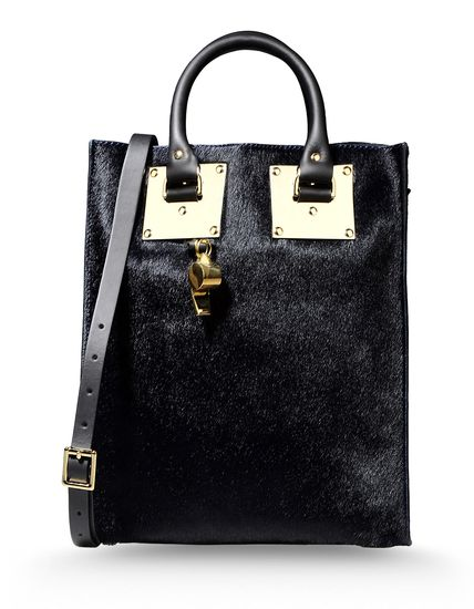 Sophie Hulme Medium Leather Bag - Sophie Hulme Handbags Women - thecorner.com