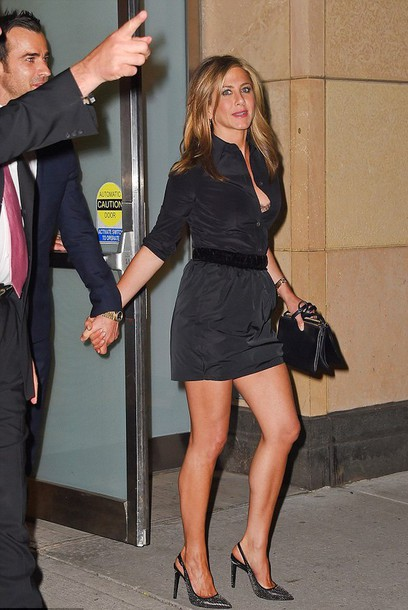 shoes, jennifer aniston
