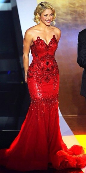 dress prom dress red dress sparkling dress glitter dress