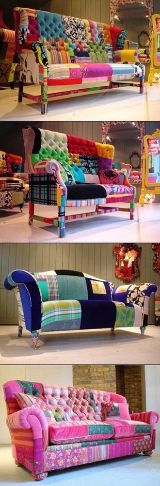 Home Accessory Home Decor Sofa Girly