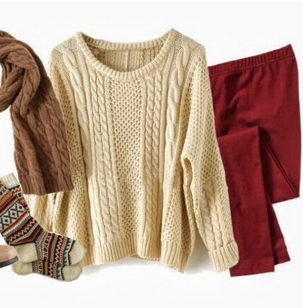 Fashion hot sweater