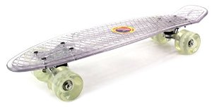 Amazon.com : Clear Waffle Cruiser Complete 22