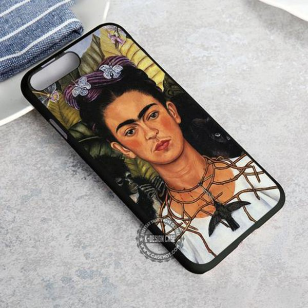 top frida kahlo painting iphone case phone cover phone cover iphone x case iphone 8 case iphone7case iphone7 iphone 6 case iphone6 iphone 5 case iphone 5 case iphone 4 case iphone4case