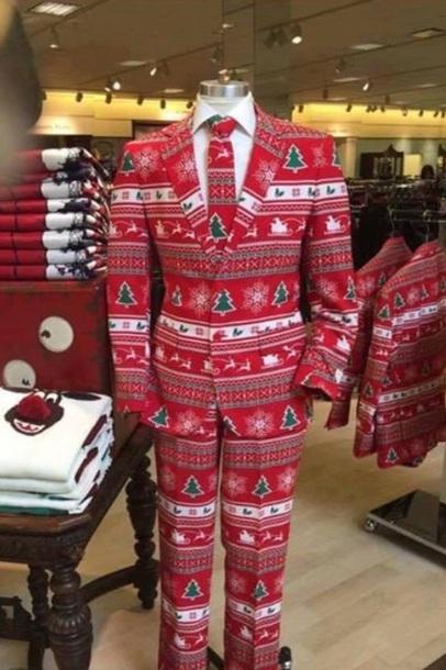 pajamas suit christmas