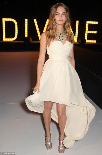 dress cara delevingne cara delevingne dress high-low dresses
