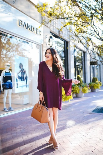 thesweetestthing blogger dress jacket scarf shoes