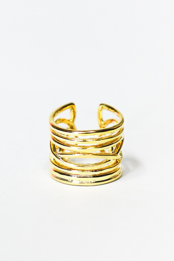 jewels ring loop ring