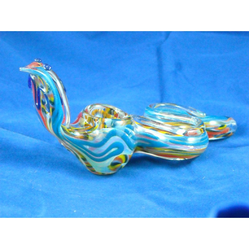 Snake / Cobra Glass Pipe -The Online Head Shop!