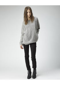 Acne Rue Mohair Long Cardigan 68