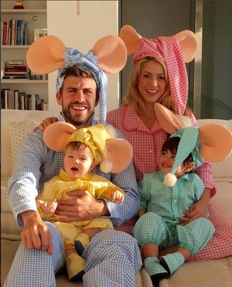 pajamas celebrity halloween costume halloween halloween accessory shakira couples halloween costumes