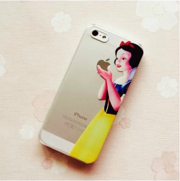 phone cover snow white phone cover iohone case iphone 4 case iphone 6 case iphone 6 plus disney apple wow iphone 5 case