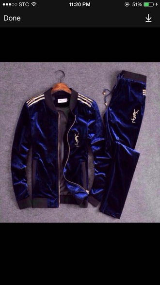 jacket ysl